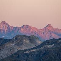 Mont Dolent en de Cabane d'A Neuve